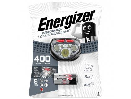 ENERGIZER čelovka VISION HD+Focus 2501m 3AAA