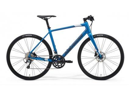MERIDA Speeder 300 Silk Blue (Dark Silver)