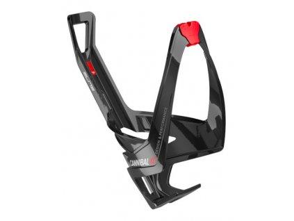 ELITE košík Cannibal XC černá:červená