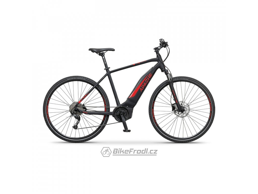 APACHE Matto Bosch Active plus 500 black, vel. 21""