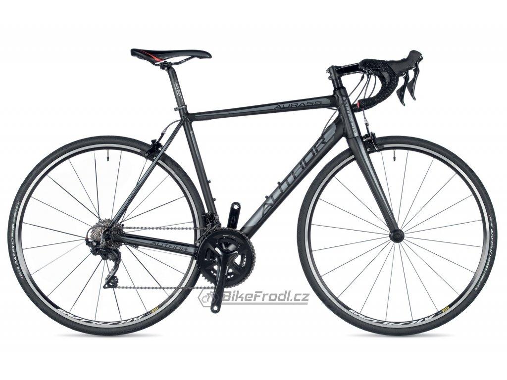 AUTHOR Aura 55 černá-matná, vel. 52 cm