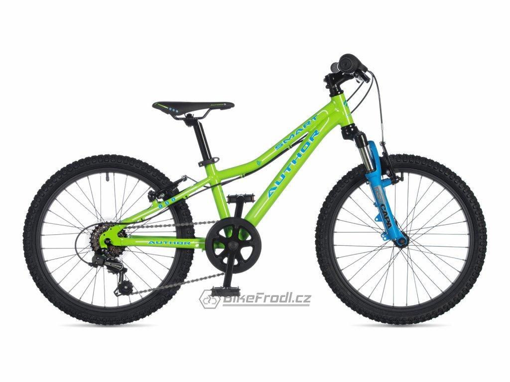 AUTHOR Smart 20 zelená/modrá