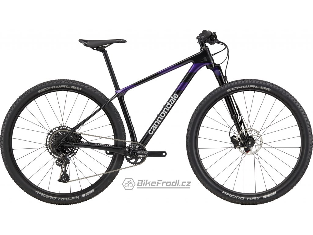"""CANNONDALE F-Si 29"""" CARBON 2 WOMENS (C25200F10/BPL), vel. S"""