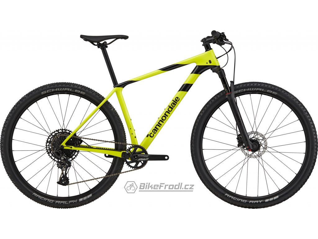 """CANNONDALE F-Si 29"""" CARBON 5 (C25500M20/NYW), vel. S"""