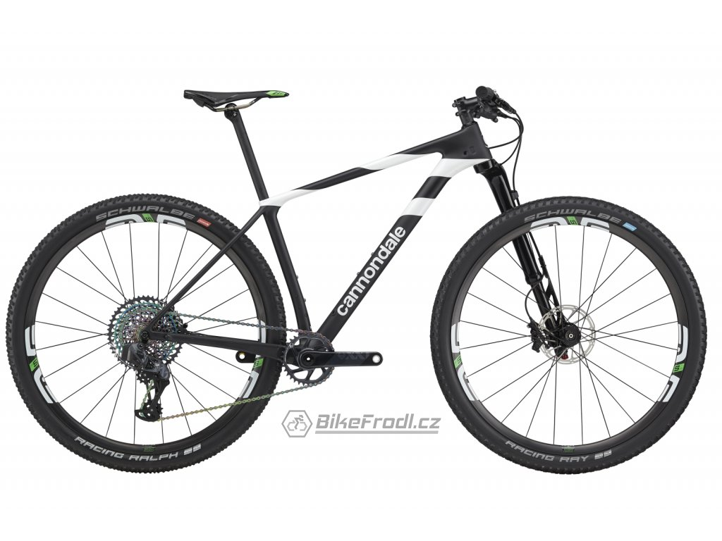 "CANNONDALE F-Si 29"" Hi-MOD WORLD CUP (C25100M10/REP), vel. S"