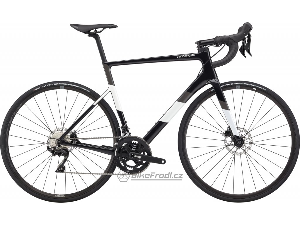 CANNONDALE SUPER SIX EVO CARBON DISC 105 52/36 (C11650M10/BPL), vel. 54 cm