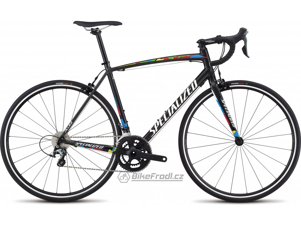 SPECIALIZED Allez E5 Elite - Sagan World Champion Edition Gloss Sagan Wc Replica, vel. 54 cm