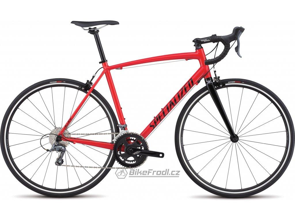 SPECIALIZED Allez E5 Gloss Red/Tarmac Black, vel. 54 cm