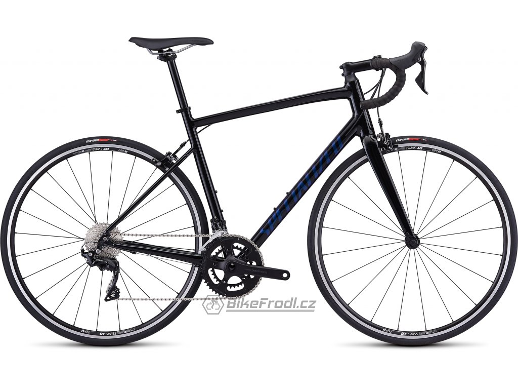 SPECIALIZED Allez Elite Gloss Tarmac Black/Chameleon/Clean, vel. 52 cm