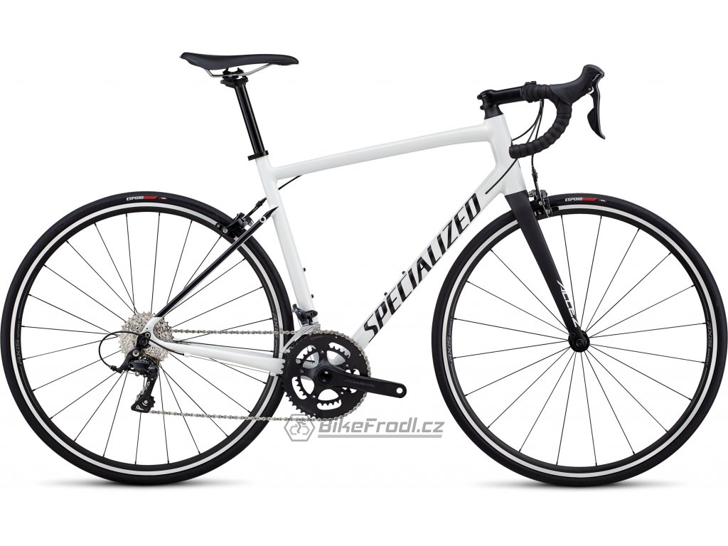 SPECIALIZED Allez Sport Gloss Cosmic White/Satin Black, vel. 54 cm