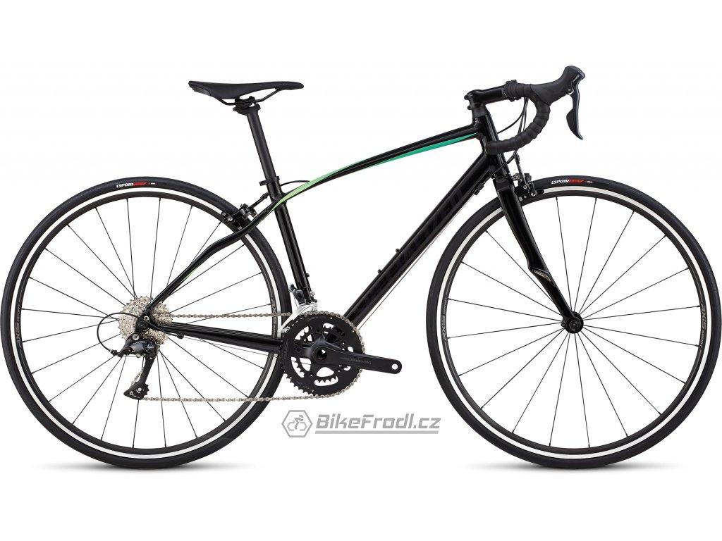 SPECIALIZED Dolce Sport Gloss Satin Tarmac Black/Cali Fade, vel. 54 cm