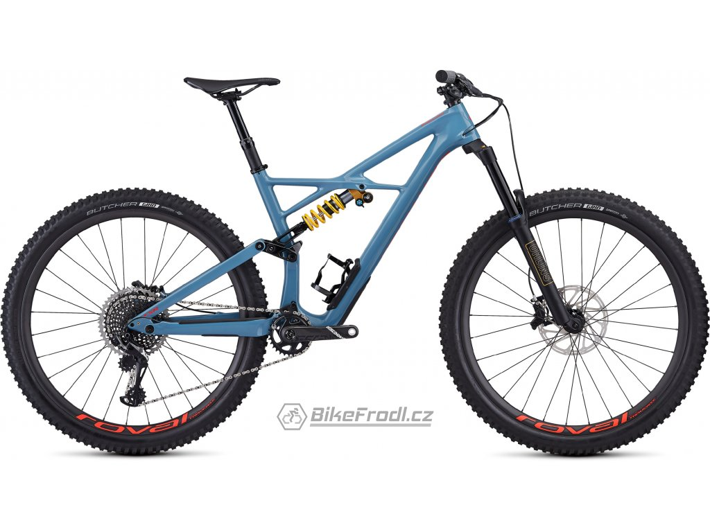 SPECIALIZED Enduro Pro 29 Gloss Storm Grey/Rocket Red, vel. M