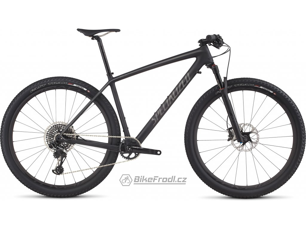 SPECIALIZED EPIC HARDTAIL PRO CARBON WORLD CUP Satin Carbon/Charcoal, vel. S