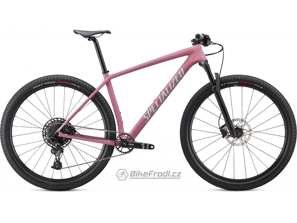 SPECIALIZED Epic Hardtail Satin Dusty Lilac/Summer Blue, vel. XL