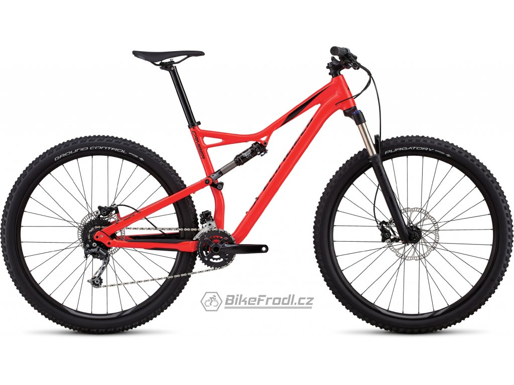 SPECIALIZED Men's Camber 29 Gloss Rocket Red/Black, vel. S