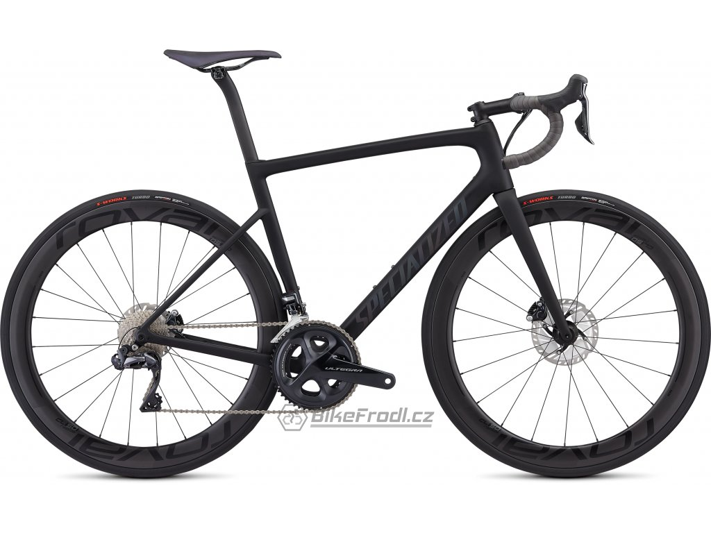 SPECIALIZED Men's Tarmac Disc Pro Black/Holographic Black, vel. 54 cm