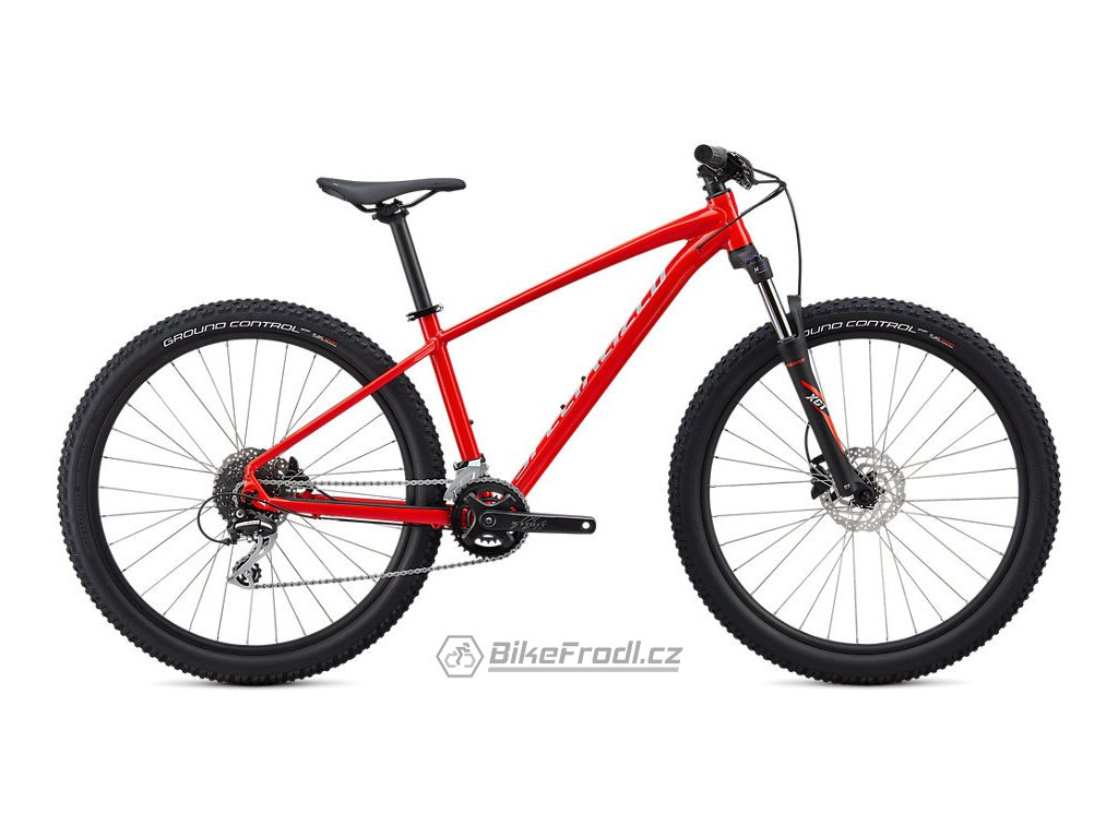 SPECIALIZED Pitch Sport Gloss Rocket Red/Dove Grey, vel. L