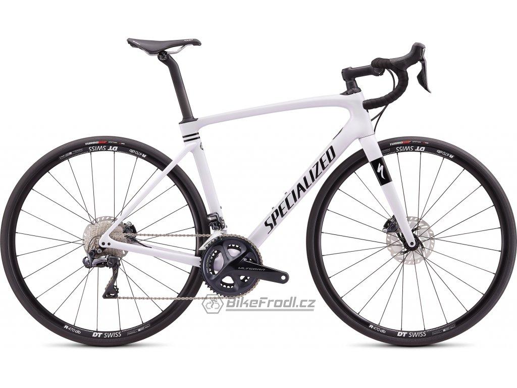 SPECIALIZED Roubaix Comp - Shimano Ultegra Di2 Gloss Uv Lilac/Black, vel. 56 cm
