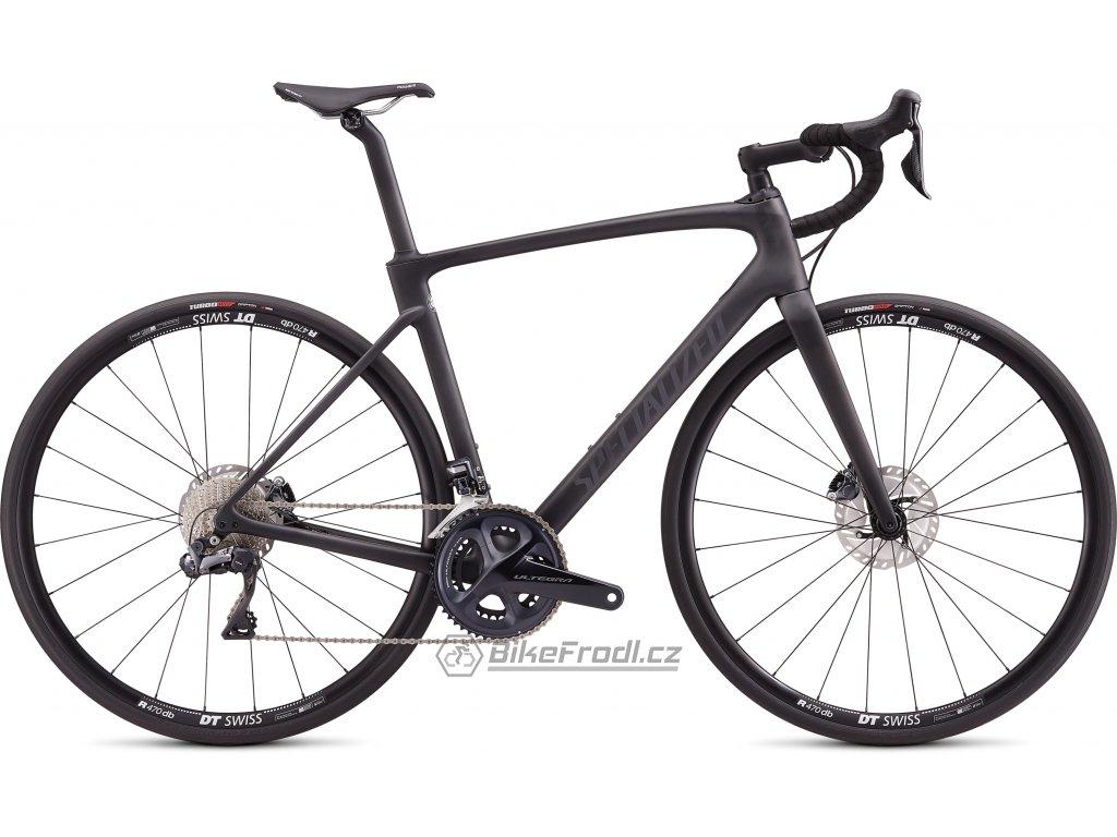 SPECIALIZED Roubaix Comp - Shimano Ultegra Di2 Satin Carbon/Black, vel. 49 cm