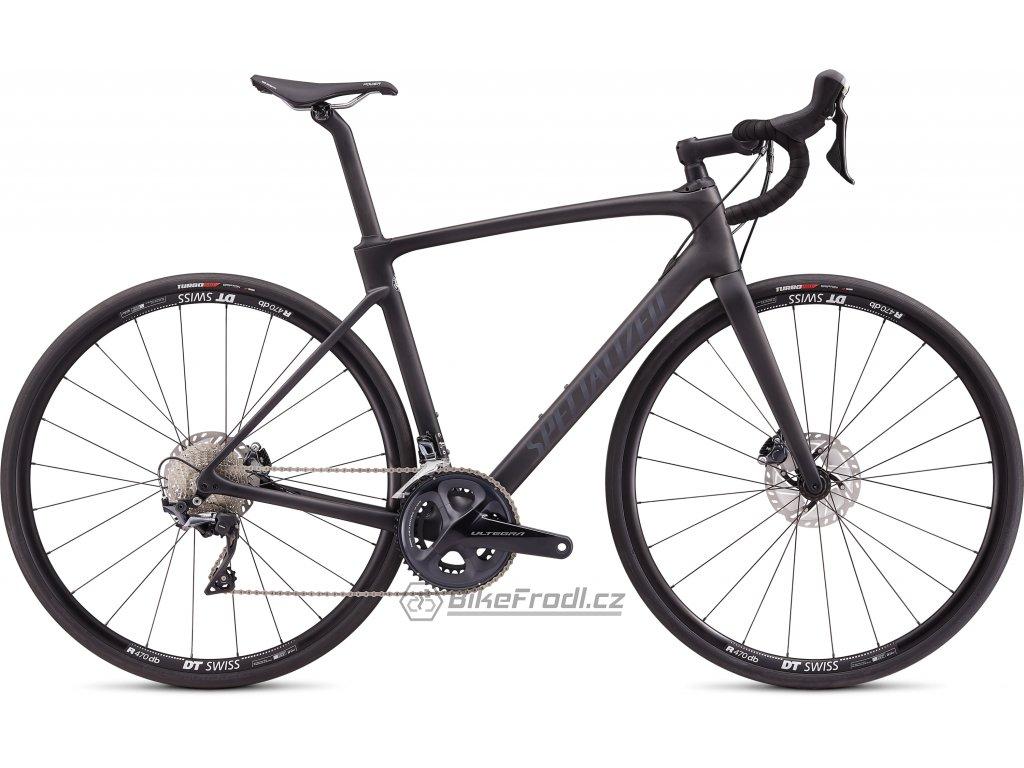 SPECIALIZED Roubaix Comp Satin Carbon/Black, vel. 49 cm