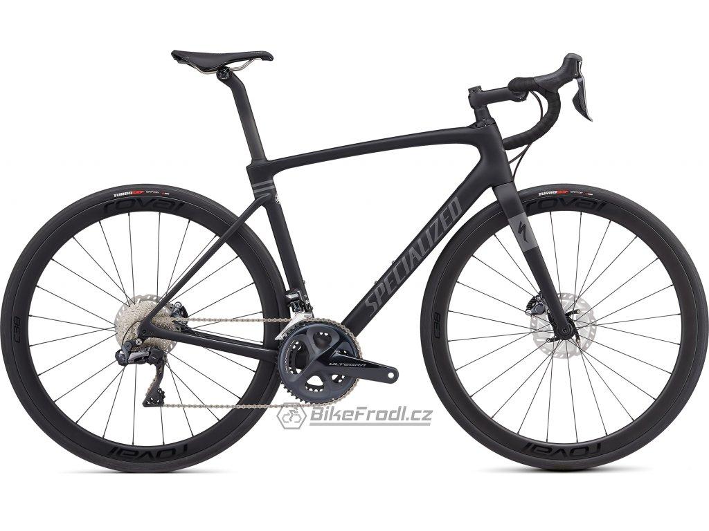 SPECIALIZED Roubaix Expert Satin Black/Charcoal, vel. 52 cm