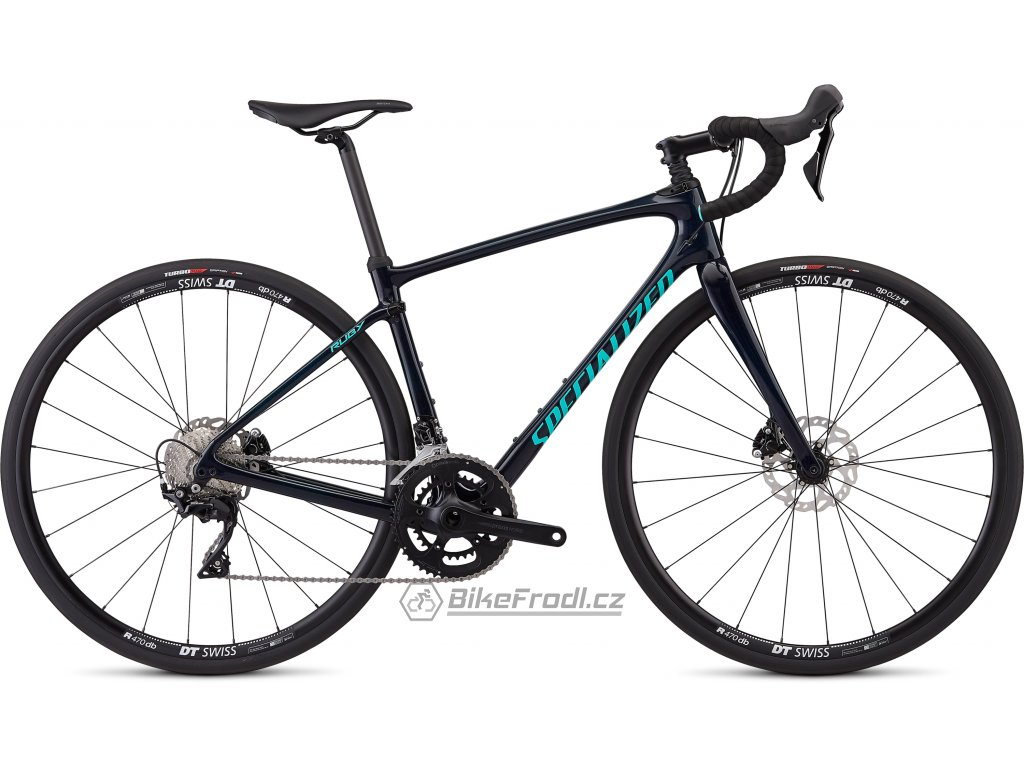 SPECIALIZED Ruby Sport Gloss/Teal Tint/Acid Mint, vel. 51 cm