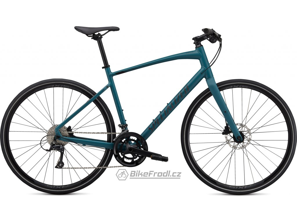 SPECIALIZED Sirrus 3.0 Satin Dusty Turquoise/Black/Black Reflective, vel. XL