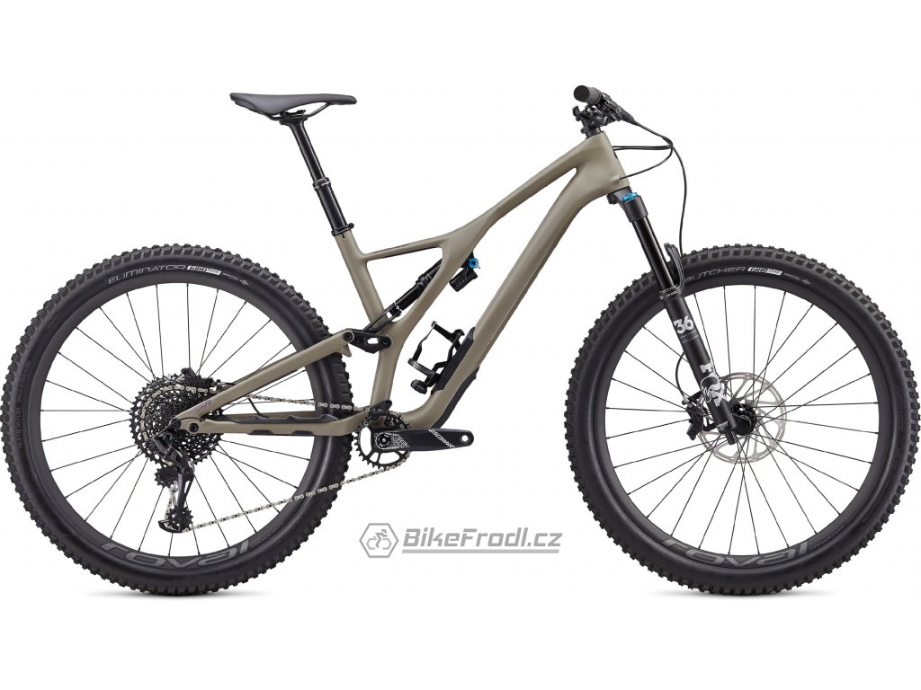 SPECIALIZED Stumpjumper Expert Carbon 29 Satin Taupe/Sunset, vel. M