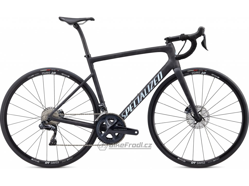 SPECIALIZED Tarmac Disc Comp Ultegra Di2 Satin Carbon/Black/Black Reflective, vel. 56 cm