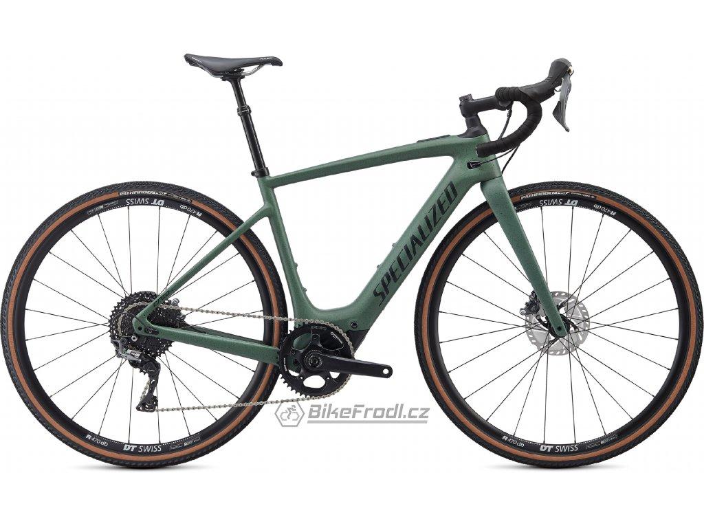 SPECIALIZED Turbo Creo SL Comp Carbon EVO Sage Green/Black, vel. XS