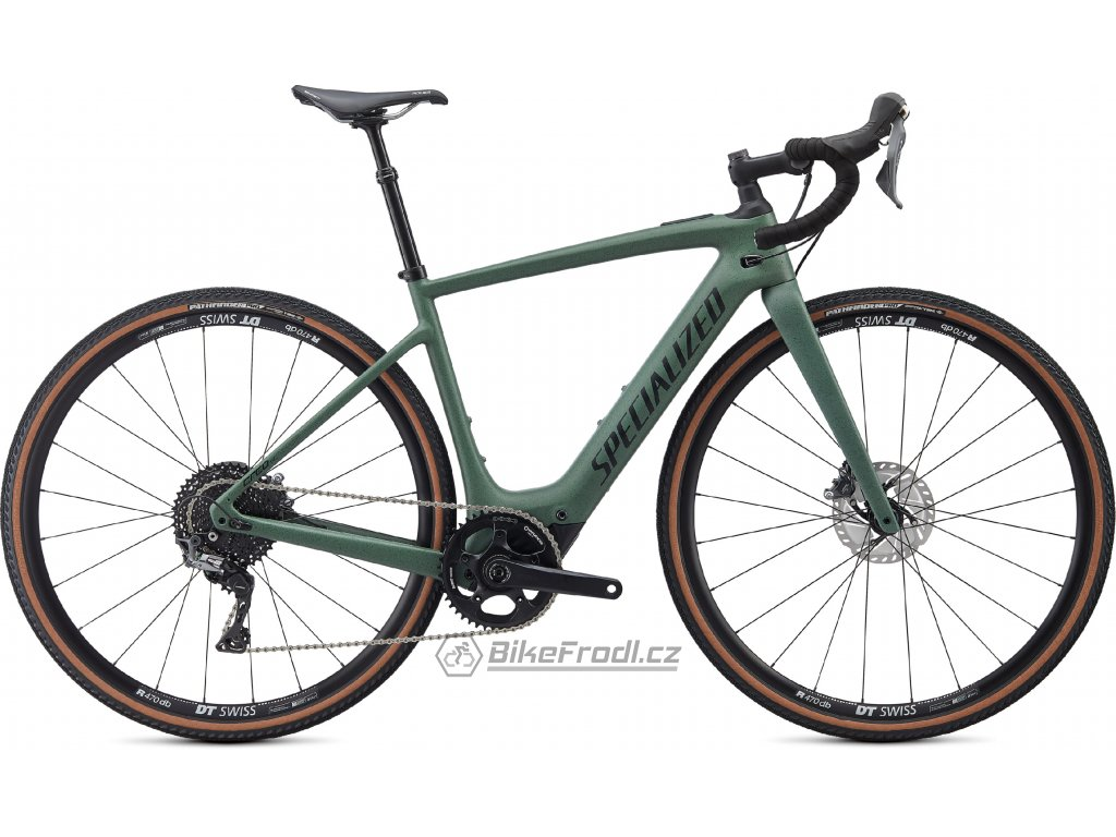 SPECIALIZED Turbo Creo SL Comp Carbon EVO Sage Green/Black, vel. XL
