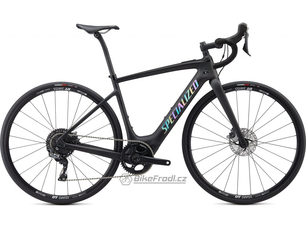 SPECIALIZED Turbo Creo SL Comp Carbon Satin Carbon/Holo Reflective/Black, vel. XXL