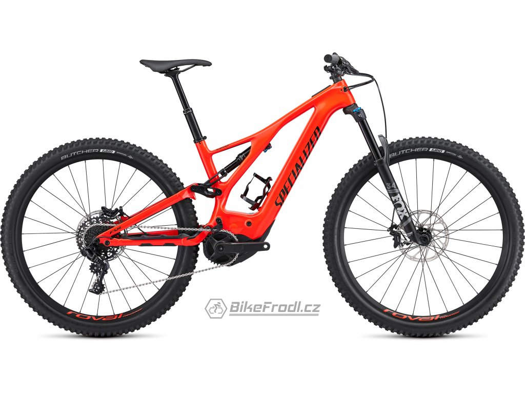SPECIALIZED Turbo Levo Comp Carbon Rocket Red/Black, vel. XL