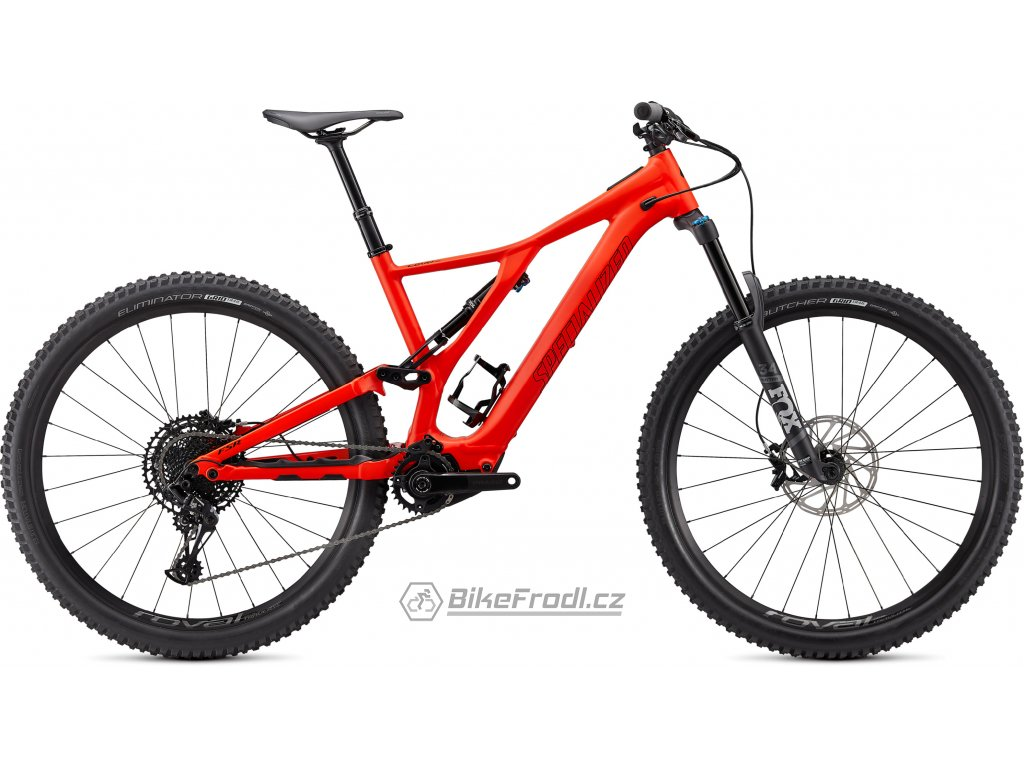 SPECIALIZED Turbo Levo SL Comp Rocket Red/Black, vel. S