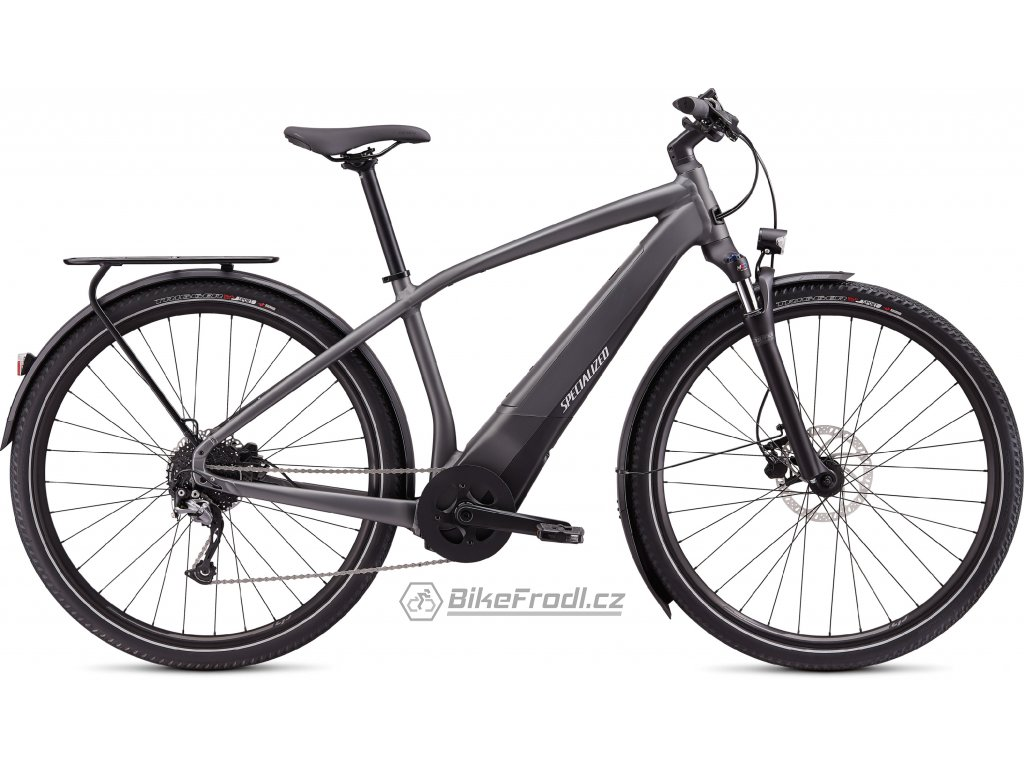 SPECIALIZED Turbo Vado 3.0 Charcoal/Black/Liquid Silver, vel. M