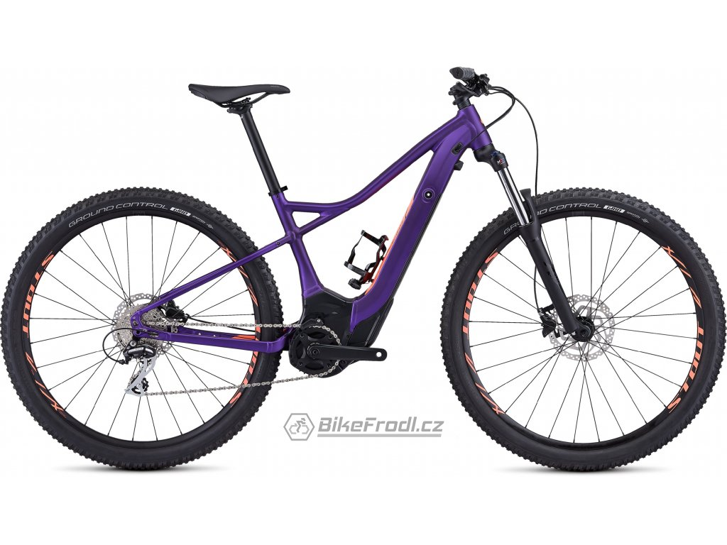 SPECIALIZED Women's Turbo Levo Hardtail 29 Plum Purple/Avcid Lava, vel. S