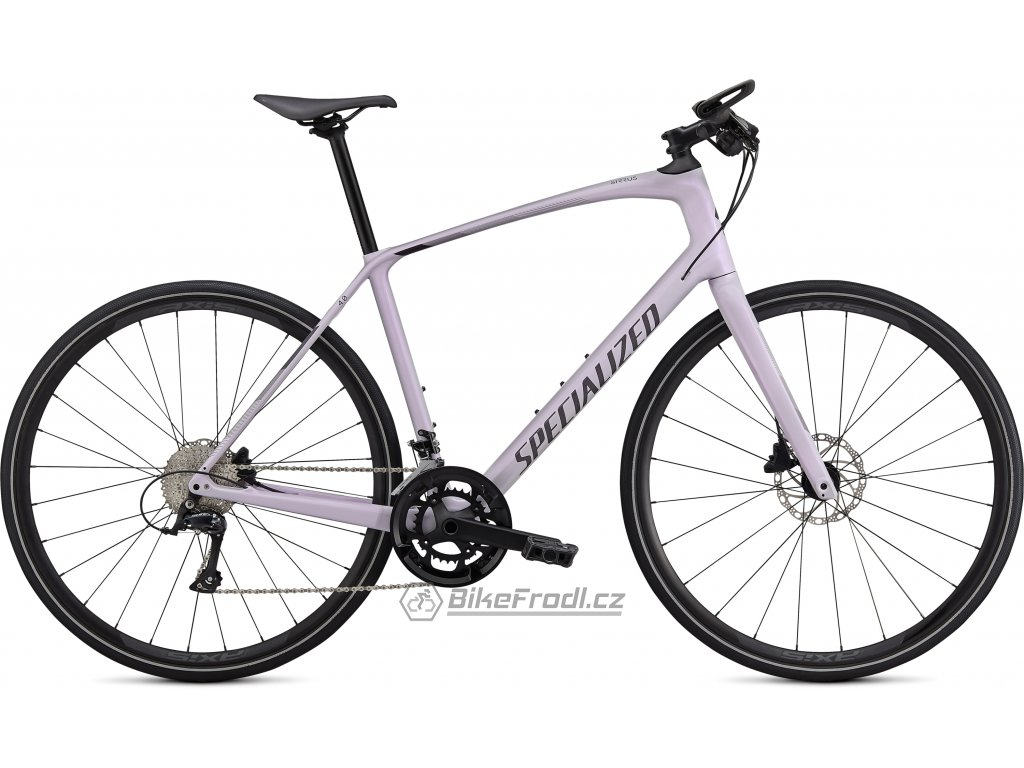 SPECIALIZED Sirrus 4.0, Gloss Uv Lilac/Satin Black Reflective, vel. XL