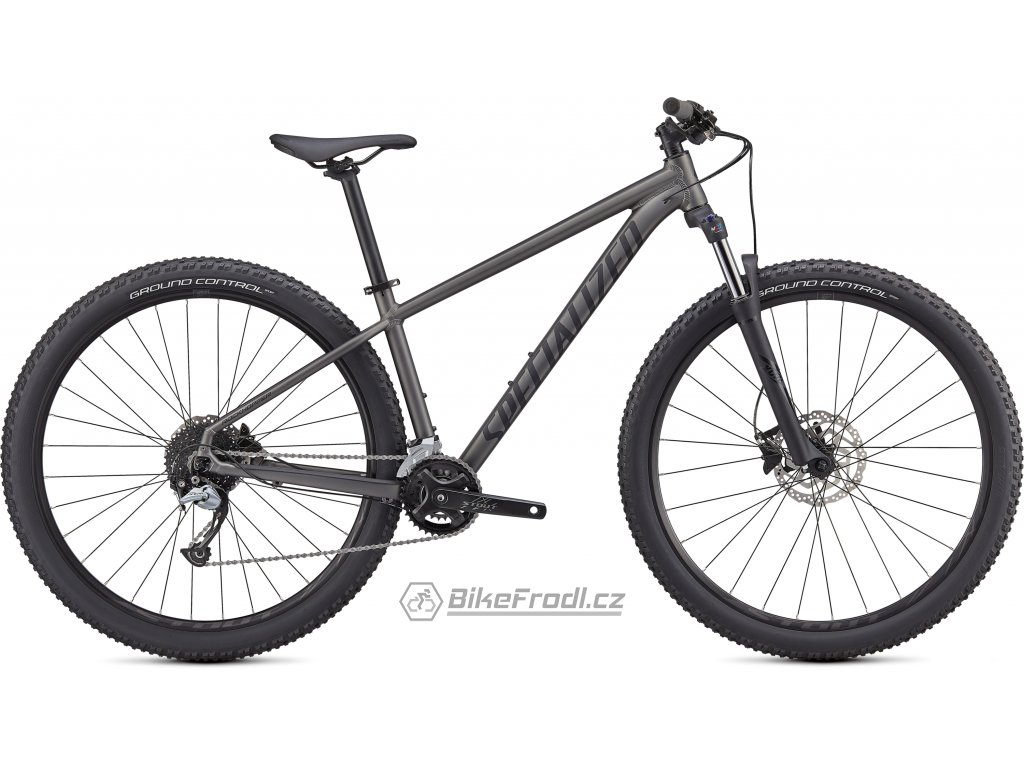 SPECIALIZED Rockhopper Comp 27.5 2x, Satin Smoke/Satin Black, vel. M
