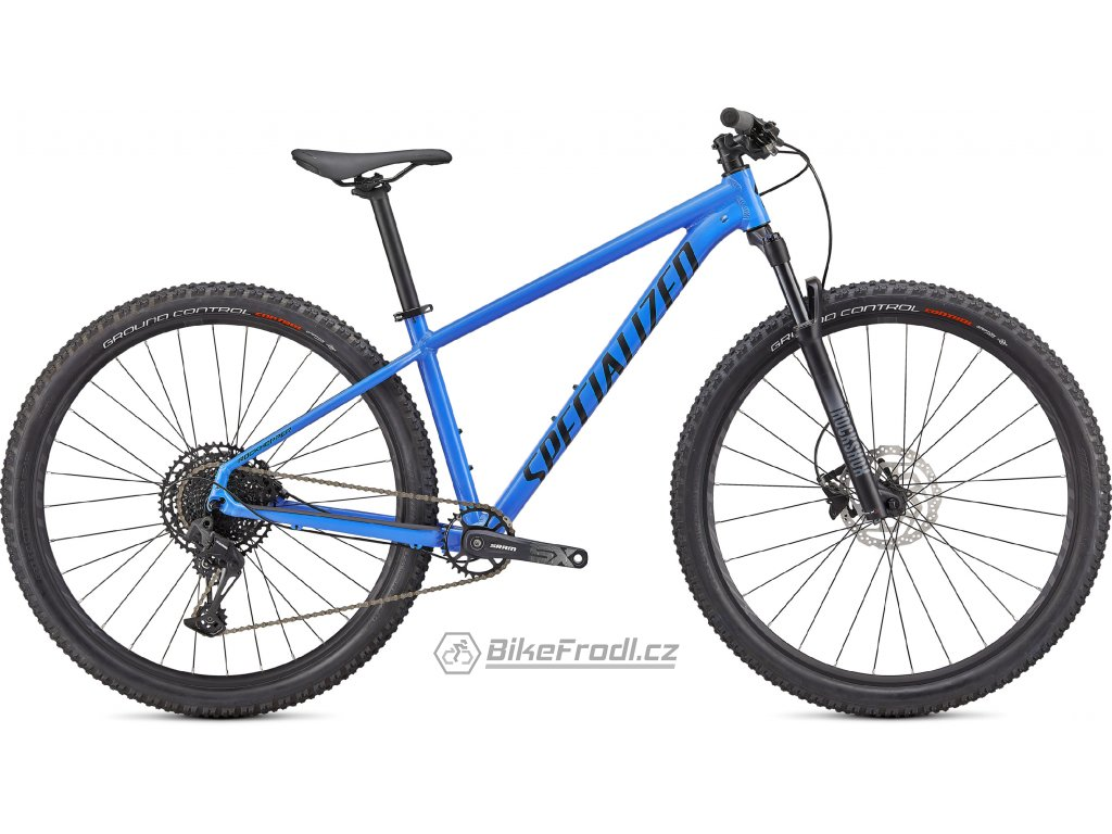 SPECIALIZED Rockhopper Expert 29, Gloss Sky Blue/Satin Black, vel. XXL