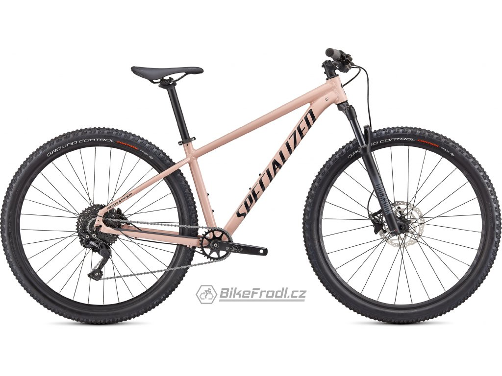 SPECIALIZED Rockhopper Elite 29, Gloss Blush/Tarmac Black, vel. XXL