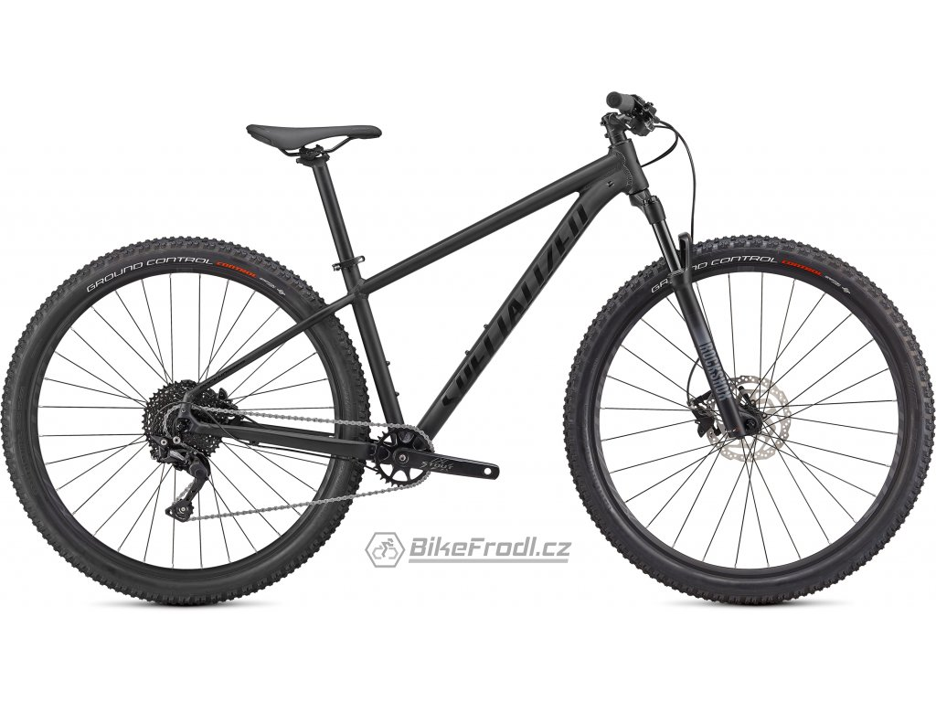 SPECIALIZED Rockhopper Elite 29, Satin Cast Black/Gloss Black, vel. M
