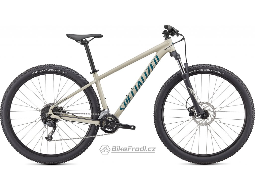 SPECIALIZED Rockhopper Sport 27.5, Gloss White Mountains/Dusty Turquoise, vel. XS