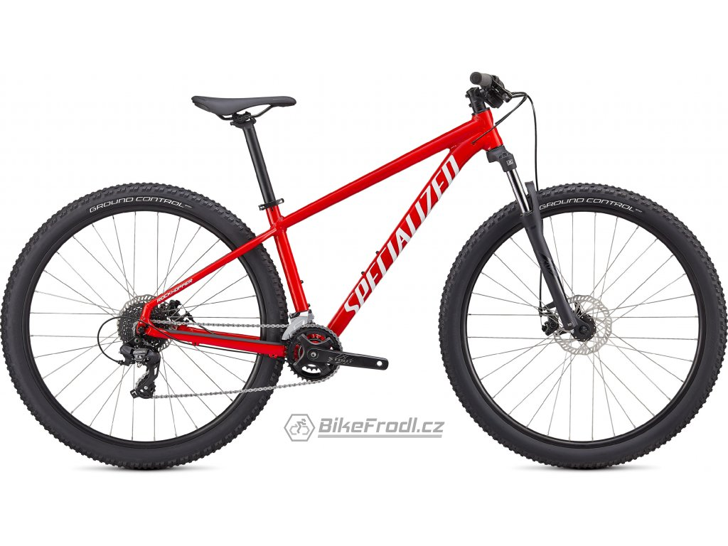 SPECIALIZED Rockhopper 29, Gloss Flo Red/White, vel. XXL