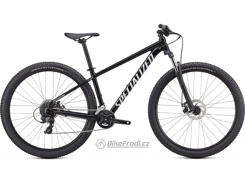 SPECIALIZED Rockhopper 27.5, Gloss Tarmac Black/White, vel. M