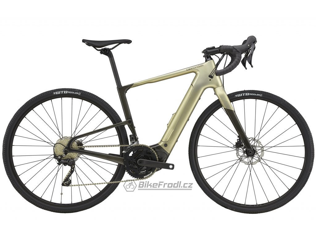 CANNONDALE TOPSTONE NEO CRB 4 (C62251M10/CHP), vel. XL