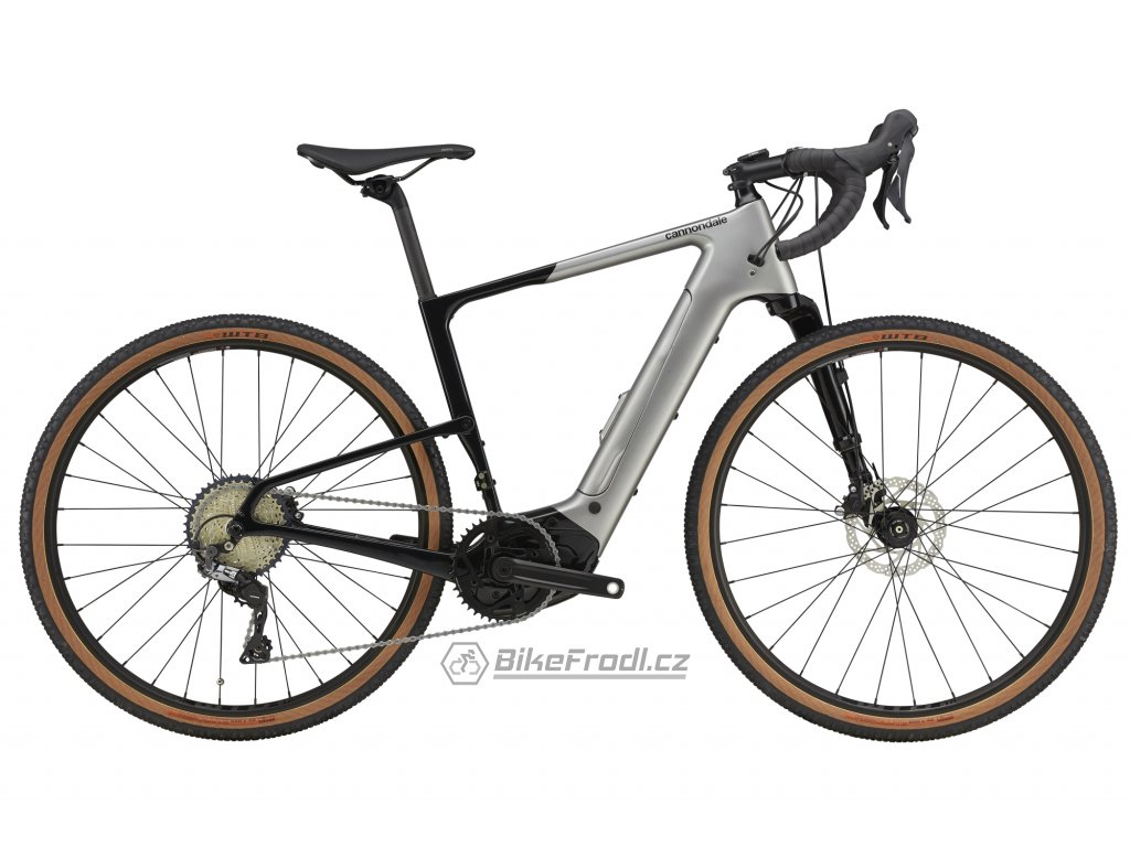 CANNONDALE TOPSTONE NEO CRB 3 LEFTY (C62151M10/GRY), vel. XL