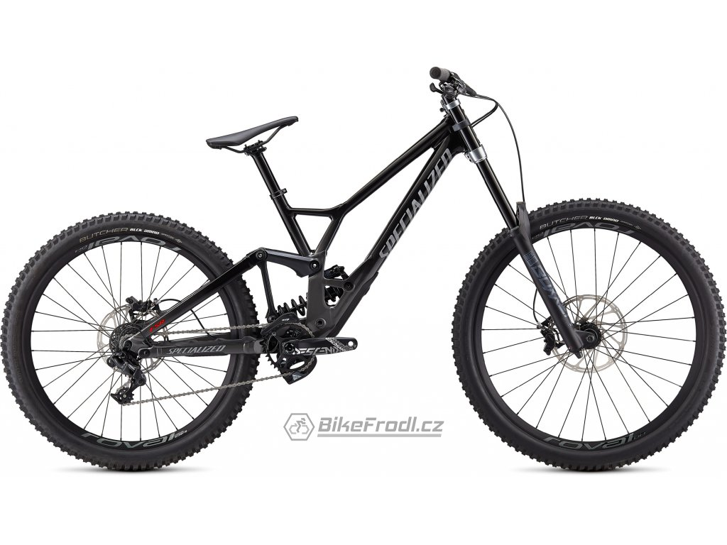 SPECIALIZED Demo Expert, Gloss Smoke / Black / Cool Grey, vel. S3