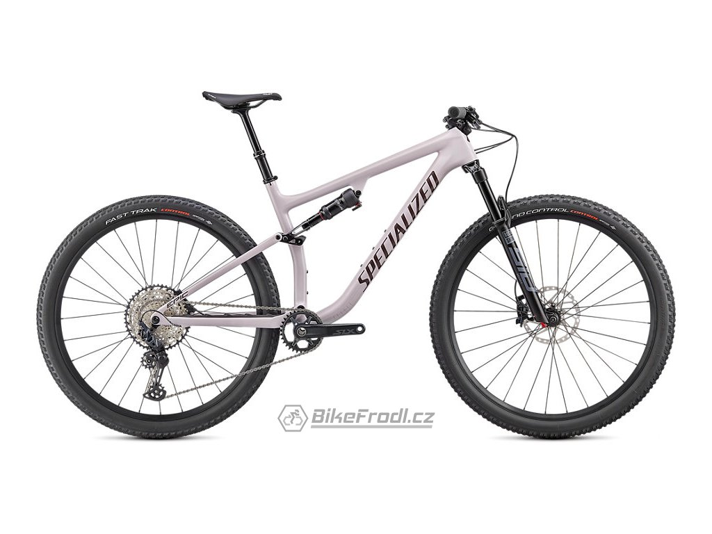 SPECIALIZED Epic EVO Comp, Gloss Clay/Cast Umber, vel. S