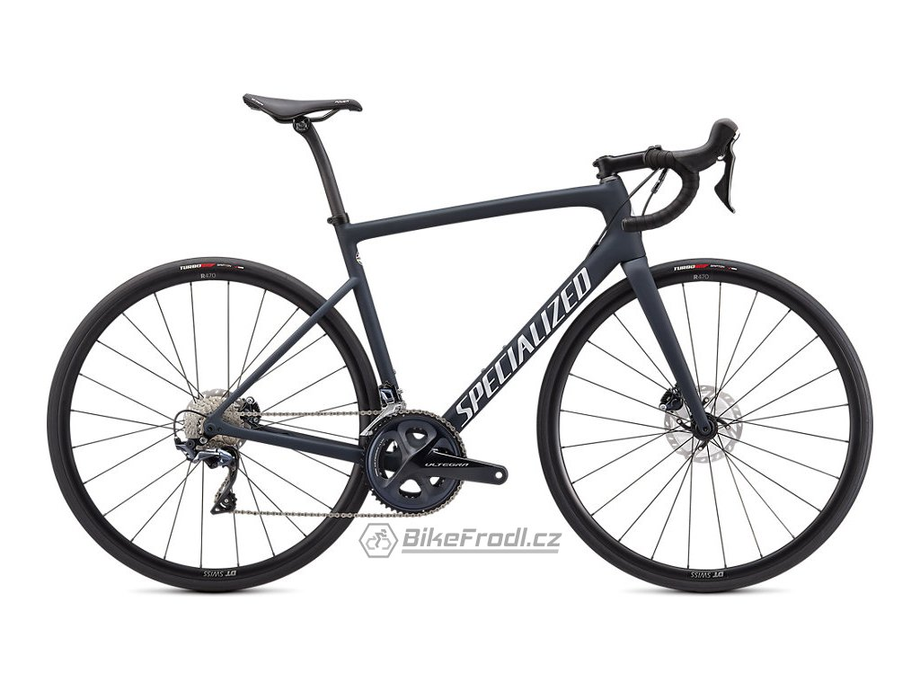 SPECIALIZED Tarmac SL6 Comp Forest Green/Flake Silver, vel. 49 cm