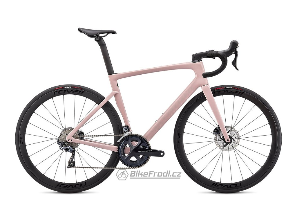 SPECIALIZED Tarmac SL7 Expert Blush/Abalone, vel. 49 cm